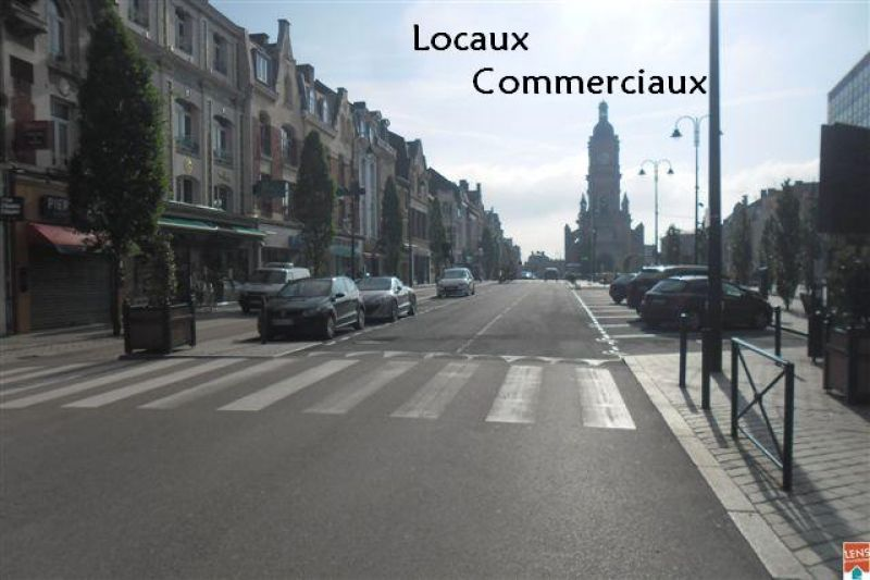 Local commercial à louer Lens
