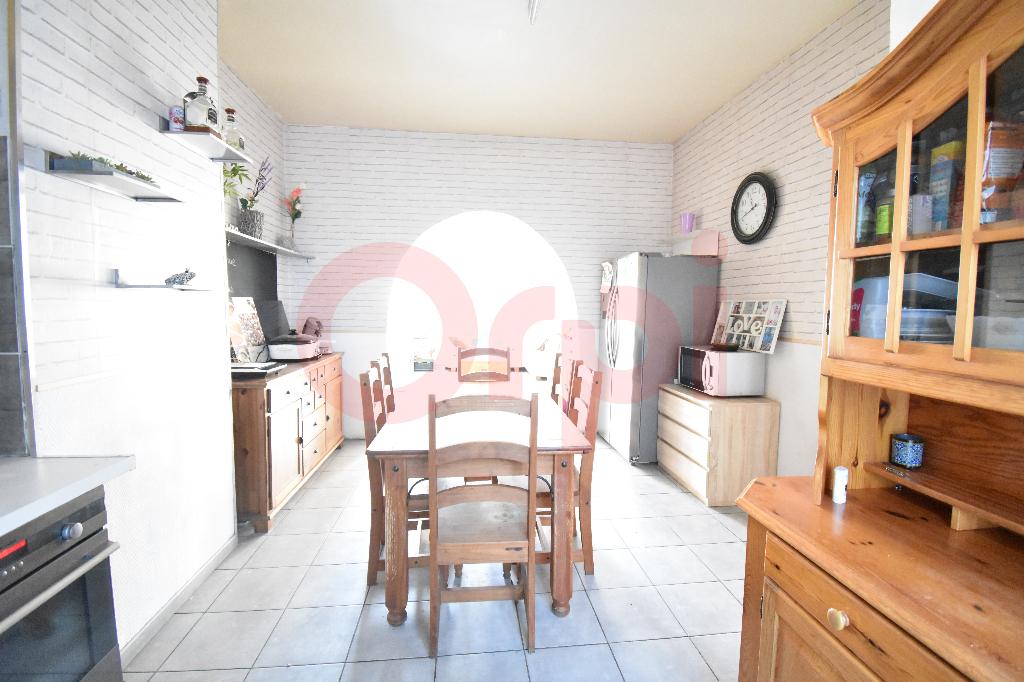 A Vendre Maison à Calais 130 M² 117 000 Kap Nord Immo