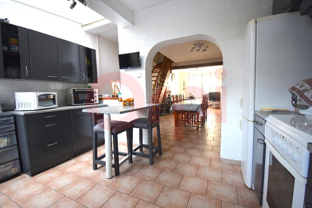 A vendre maison à calais 95 m² 138 000 u20ac kap nord immo portail
